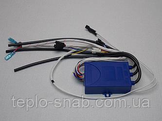 Блок управления газовой колонки Selena E1, E2, E3, E5. 33.4222