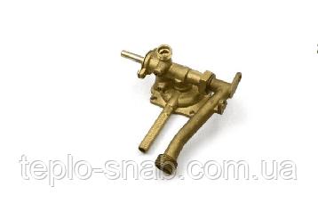 Водный блок для газовой колонки Selena E3. 33.4737