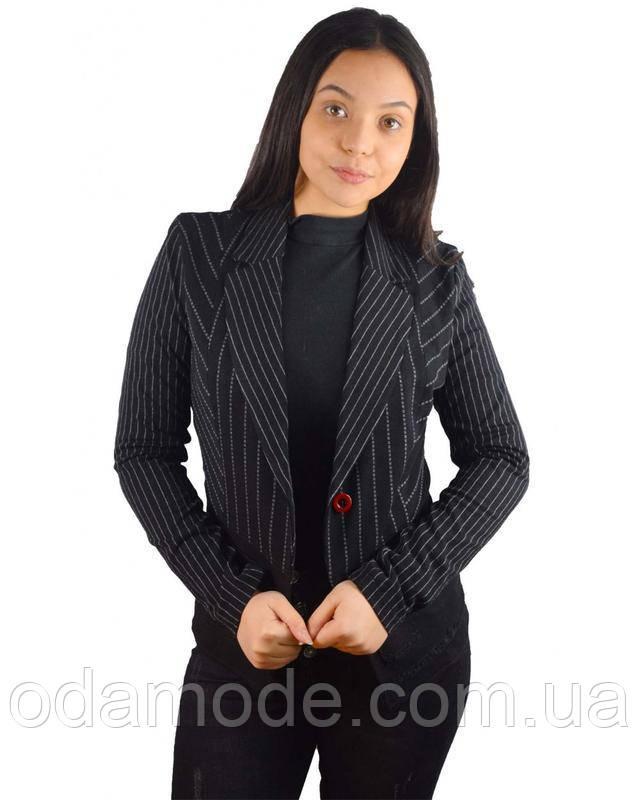 Пиджак женский  в полоскуDesigual