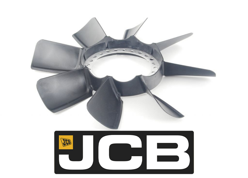 Крыльчатка/вентилятор для спецтехники JCB