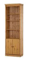 Шкаф книжный из дерева 070