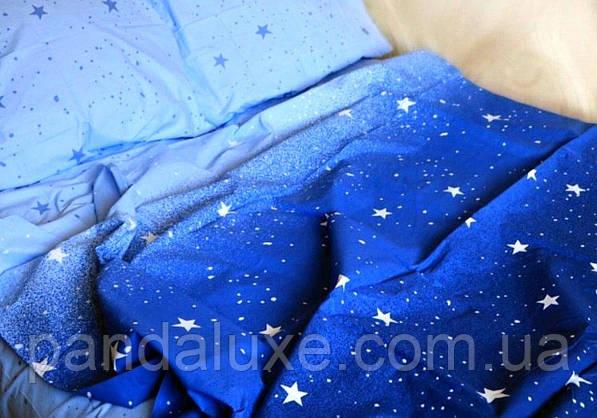 Постельное белье бязь голд, двуспальный евро комплект Меркурий, фото 2