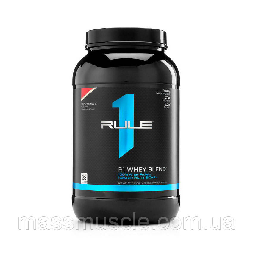 Протеин R1 (Rule One) Whey Blend 462 g