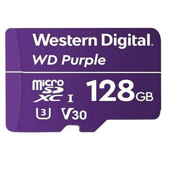 Карта памяти Western Digital 128GB microSDXC class 10 UHS-I (WDD128G1P0A)