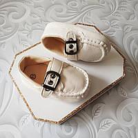 Пинетки мокасины для новорожденных, фото 1