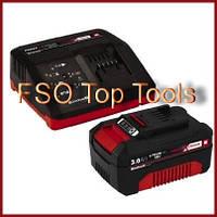 Аккумулятор + блок питания Einhell 18V 3.0Ah PXC Starter Kit