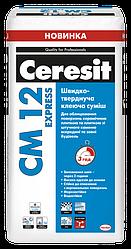 Швидкотвердіюча клеюча суміш Express CM 12 Express