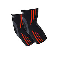 Эластический налокотник Power System Elbow Support Evo PS-6020 M Black/Orange, фото 1