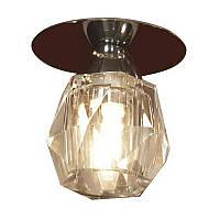 Встраиваемый точечный светильник Lussole Atripalda LSQ-2000-01 хром