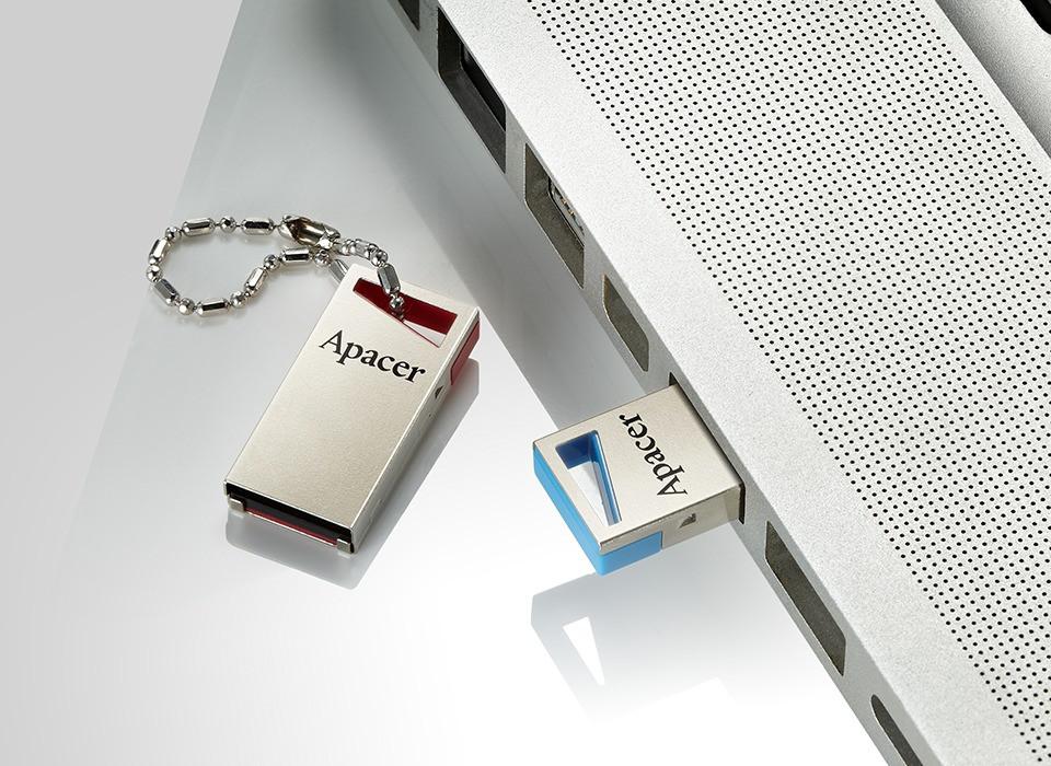 Флеш накопитель (флешка) USB 2.0 Apacer Flash Drive AH112 32b
