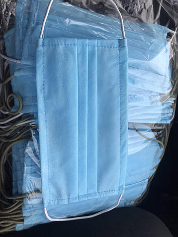 Маска защитная медицинская, фото 2