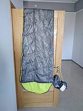 Спальний мішок Hiberhide 10 арт. 68102 (Блакитний), фото 2
