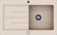 Кухонная мойка KERNAU KGS V 45 1B1D SAND