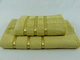 Полотенце  бамбуковое 50х90, 500 г/м², фото 5