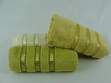 Полотенце  бамбуковое 50х90, 500 г/м², фото 4