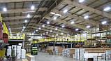 Светодиодный светильник highbay Luxel 26W металлический P20, фото 7