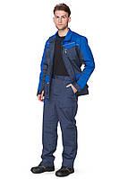Костюм BRAVO Специалист 52-54 170-176 см синий