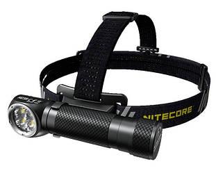 Налобный фонарь Nitecore HC35 CREE XP-G3 S3 2700LM + Аккумуляторы 21700