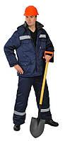 Костюм зимний BRAVO Мастер 52-54 170-176 см синий