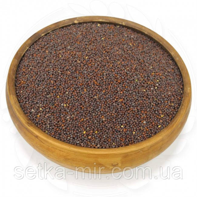Горчица черная 0,25 кг без ГМО