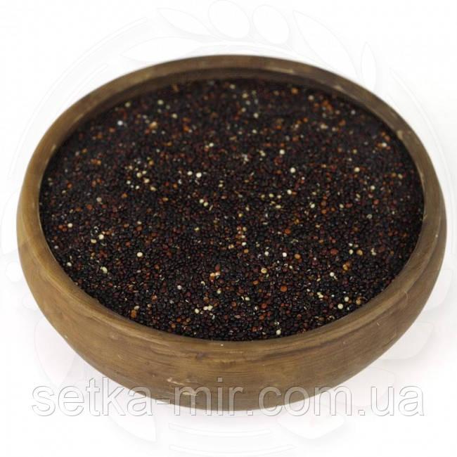 Кіноа чорна натуральна 0,25 кг без ГМО