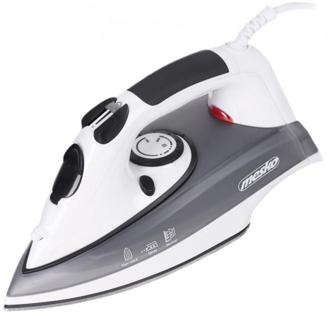 Утюг Mesko MS 5016 Iron non-stick 2400W Grey
