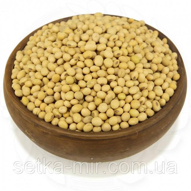 Соя органическая 1 кг.  без ГМО
