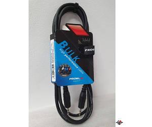 PROEL BULK510LU18 Готовый мультимедийный кабель 3,5-3,5мм. 1,8.