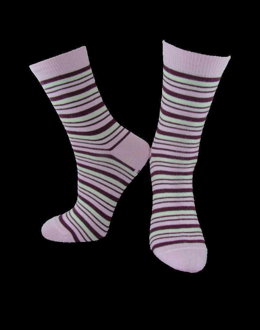 Носки детские Легка Хода, ліловий, 10-12