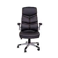 Компьютерное офисное кресло Urban Black экокожа