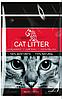 Бентонітовий наповнювач для котів Tiger Pet Cat Litter Rose Кет Літтер з ароматом троянди 5л/4 кг