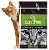 Бентонітовий наповнювач для котів Tiger Pet Cat Litter Apple Кет Літтер з ароматом яблука 5л/4 кг