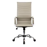 Кресло офисное Slim t grey
