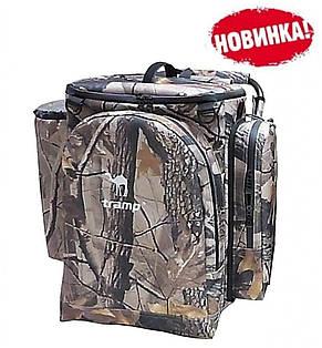 Рюкзак-трансформер для рыбалки  Tramp FOREST CAMO, фото 2