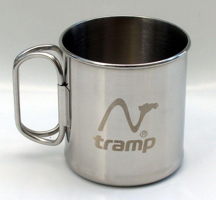 Походная кружка со складными ручками Tramp 300 мл (TRC-011)