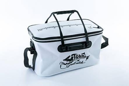 Сумка рыбацкая Tramp Fishing bag EVA White - S, фото 2