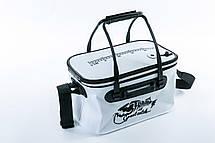 Сумка рыбацкая Tramp Fishing bag EVA White - S, фото 3
