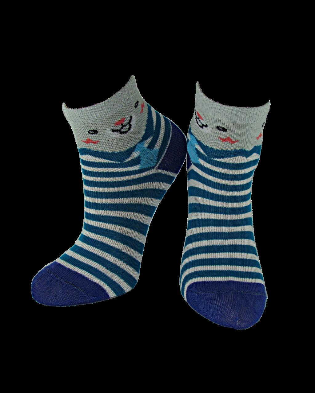 Носки детские Олми 4311 063 светло-серый