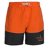 Чоловічі шорти Regatta Bratchmar L Orange-Grey SKL35-239582