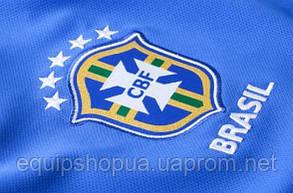 Форма Сборной Бразилии 2017 гостевая, фото 2