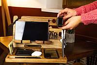 Подставка для часов, визиток, телефона, планшета
