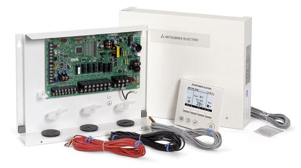Контролер теплових насосів Mitsubishi Electric PAC-IF051B-E