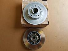 Комплект тормозных дисков задних в сборе Renault Megane 3 (Original 432007556R)