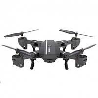 Квадрокоптер RC Drone 8807W WiFi Черный