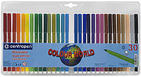 Фломастеры Centropen Colour World 7550 30 цветов