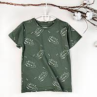 Детская футболка 98, 128, 134, 140