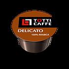 Кофе в капсулах TOTTI Caffe Delicato, 8г * 100шт, фото 2
