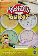 Play-Doh Игровой набор Взрыв цвета Пастельные цвета, E8061