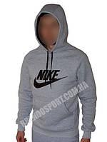 XL Толстовка, кенгуру Nike теплая. Осень/зима