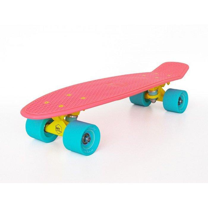 Скейт Baby Miller Ice Lolly strawberry pink